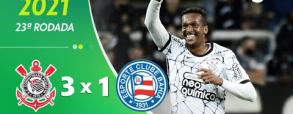 Corinthians - Bahia