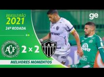 Chapecoense - Atletico Mineiro