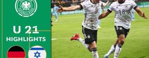 Niemcy U21 - Izrael U21