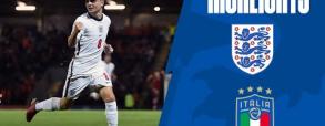 Anglia U20 - Włochy U20