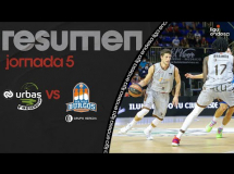 Baloncesto Fuenlabrada - San Pablo Burgos