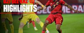Belgia U21 - Kazachstan U21