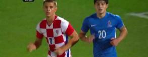 Azerbejdżan U21 - Chorwacja U21