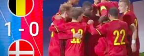 Belgia U21 - Dania U21