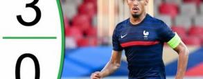 Serbia U21 - Francja U21