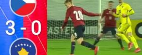 Czechy U21 - Kosowo U21