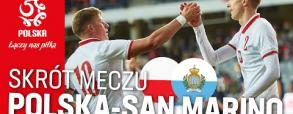 Polska U21 - San Marino U21