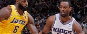 Sacramento Kings - Los Angeles Lakers