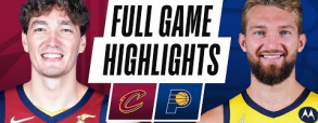Indiana Pacers - Cleveland Cavaliers