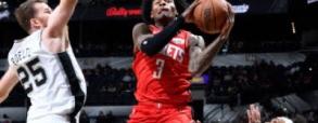 San Antonio Spurs - Houston Rockets