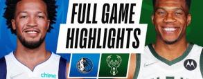 Milwaukee Bucks - Dallas Mavericks