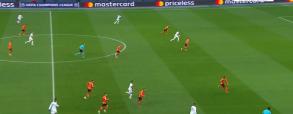 Szachtar Donieck 0:5 Real Madryt