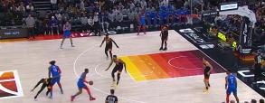 Utah Jazz - Oklahoma City Thunder