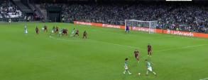 Betis Sewilla 1:1 Bayer Leverkusen