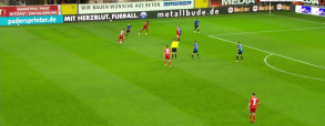 Paderborn 1:2 Hamburger SV