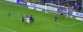 Sampdoria 2:1 Spezia