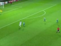 Dynamo Mińsk 0:1 Rapid Wiedeń