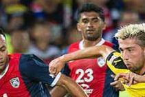 Johor DT 1:6 Borussia Dortmund