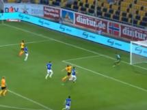 Dynamo Drezno 2:1 Everton