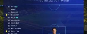 Borussia Dortmund 1:2 Manchester City