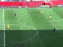 Ekwador 0:1 Japonia