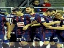 SD Eibar 2:0 Sporting Gijon