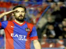 SD Eibar 2:0 Levante UD