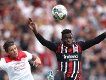 Eintracht Frankfurt 2:1 Fortuna Düsseldorf