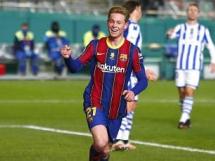 Elche 0:2 FC Barcelona