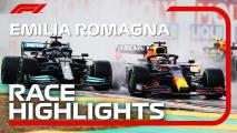 Grand Prix Emilii-Romanii : wyścig -  [Filmik]