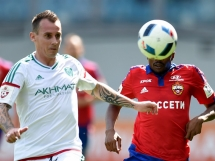 CSKA Moskwa 3:0 Terek Grozny