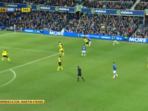 Everton 2:0 Dagenham & Redbridge