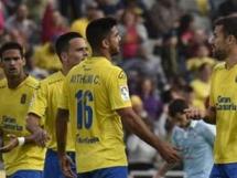 Las Palmas 2:1 Celta Vigo