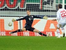 Bayer Leverkusen - Augsburg 1:1