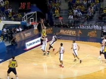 Fenerbahce 67:66 Brose Baskets