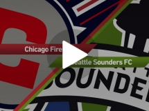 Chicago Fire 4:1 Seattle Sounders