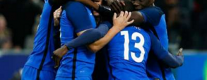 Francja 2:0 Albania