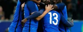 Francja 2:1 Irlandia