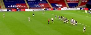 Ten gol przesądził losy barażu o Premier League