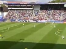 Szwecja U21 0:1 Anglia U21