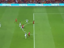 Galatasaray SK - Besiktas Stambuł 2:0
