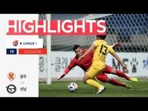 Gwangju FC 0:2 Seongnam