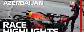 Grand Prix Azerbejdżanu : wyścig -