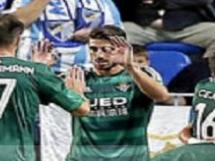 Sporting Gijon 3:3 Betis Sewilla