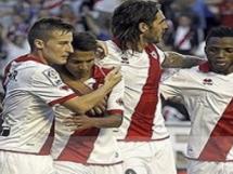 Sporting Gijon 2:2 Rayo Vallecano