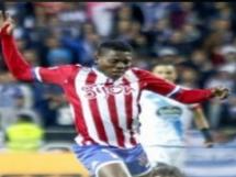 Sporting Gijon 2:4 Espanyol Barcelona