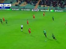 Górnik Łęczna - Jagiellonia Białystok 0:0
