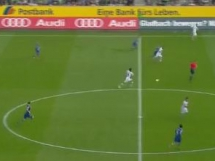 Borussia Monchengladbach - VfL Wolfsburg 2:0