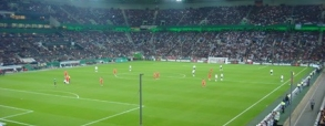 Borussia Monchengladbach 2:1 Hannover 96