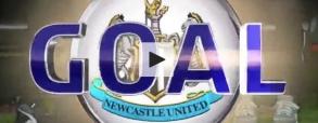 Newcastle United 4:1 Preston North End